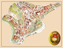 Excursions around Florence: Montepulciano